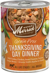 Merrick Classic Grain Free Thanksgiving Day Dinner™ - Canned
