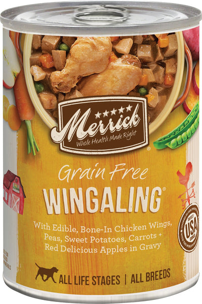 Merrick Classic Grain Free Wingaling™ - Canned
