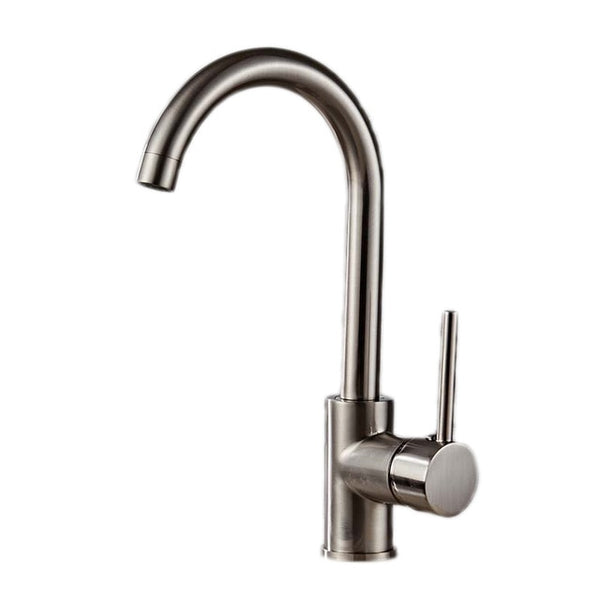 HELIX Adrano Kitchen Faucet Round - Helix Tapware