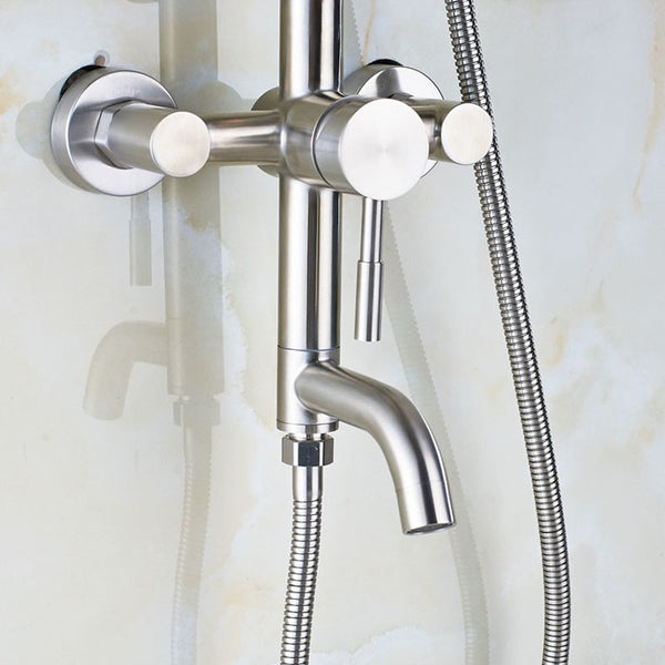 HELIX Novara Shower set 10