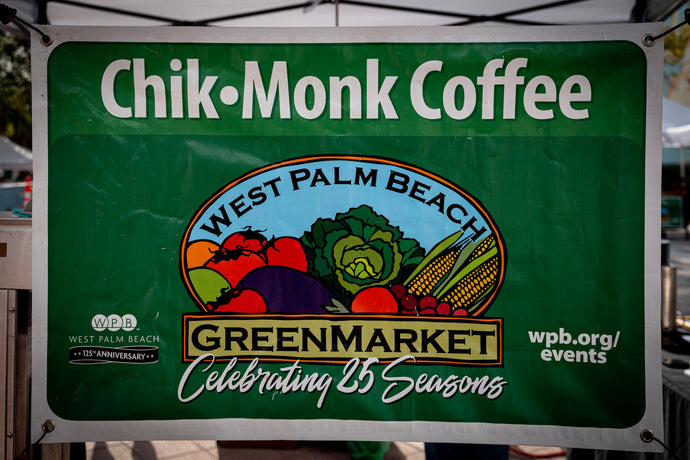 West Palm Beach Green Market 2020