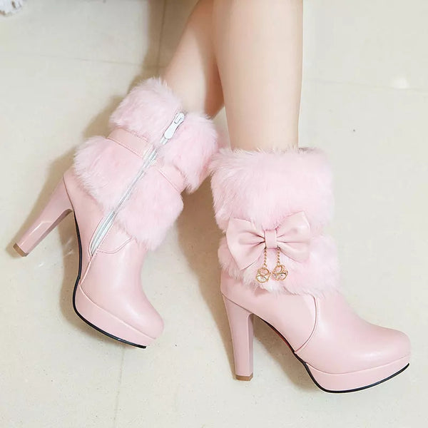 Candyfloss Boots