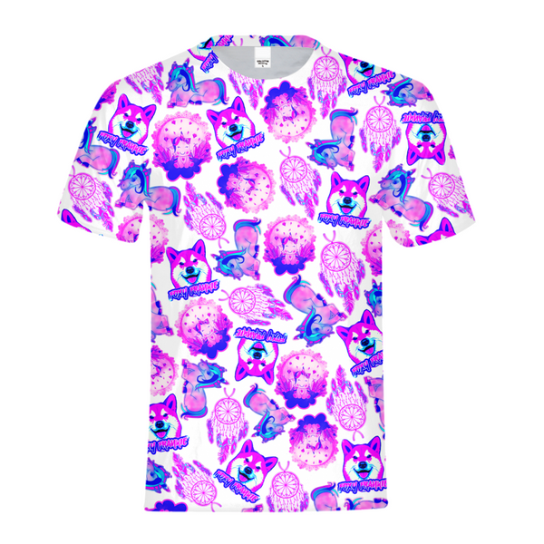 Frankie's Unicorn Daze All Over Tee