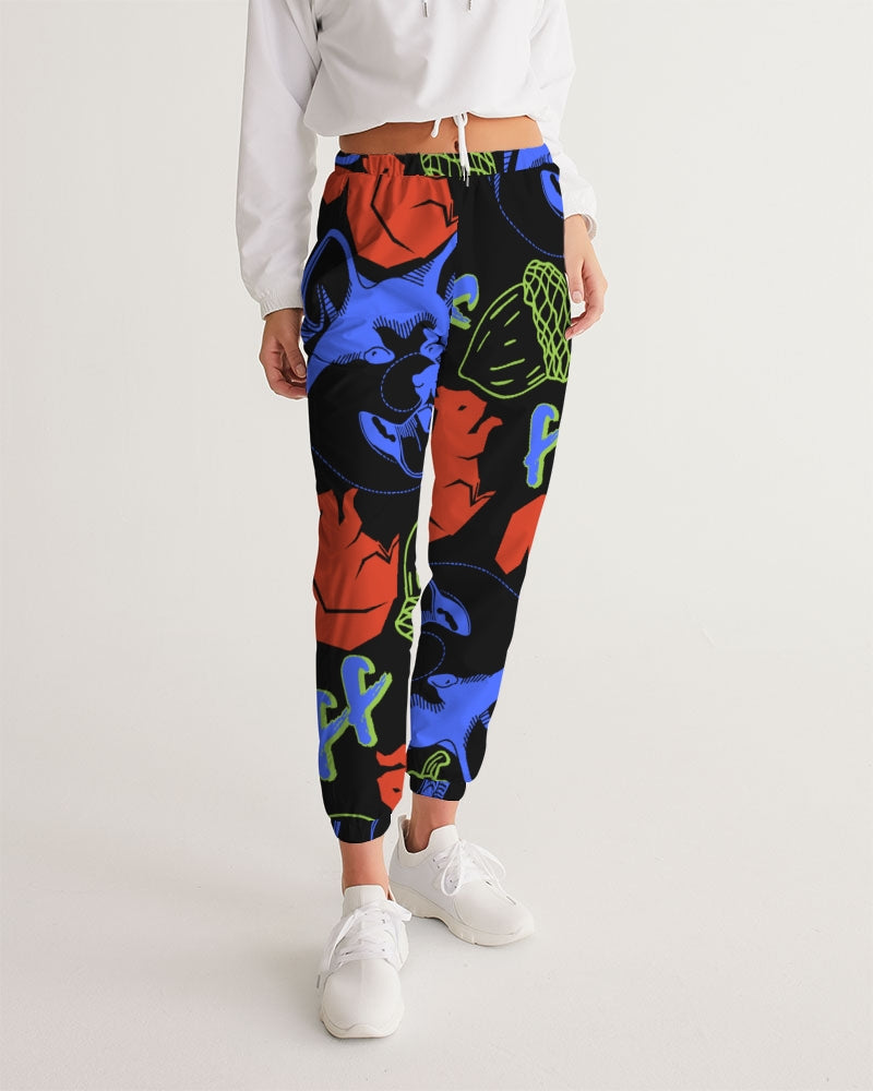 The Nutty Shiba Track Pants