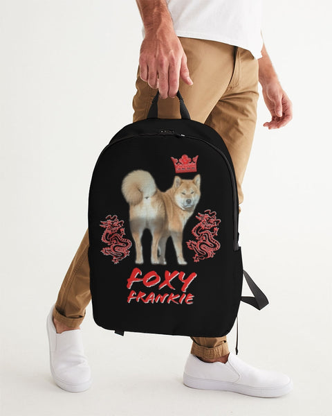 Frankie's Regal Jumbo Backpack