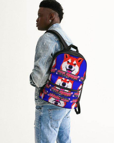Ferocious Frankie's Sneak Attack Canvas Backpack