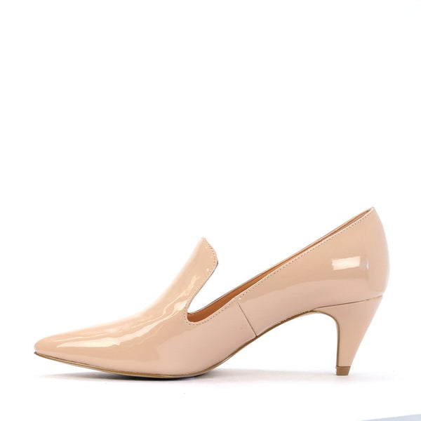DOT NUDE PATENT - Urban Collective Footwear
