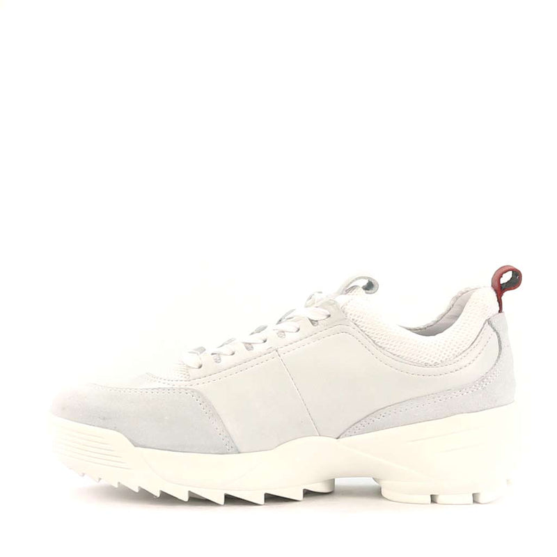 FILS WHITE - Urban Collective Footwear