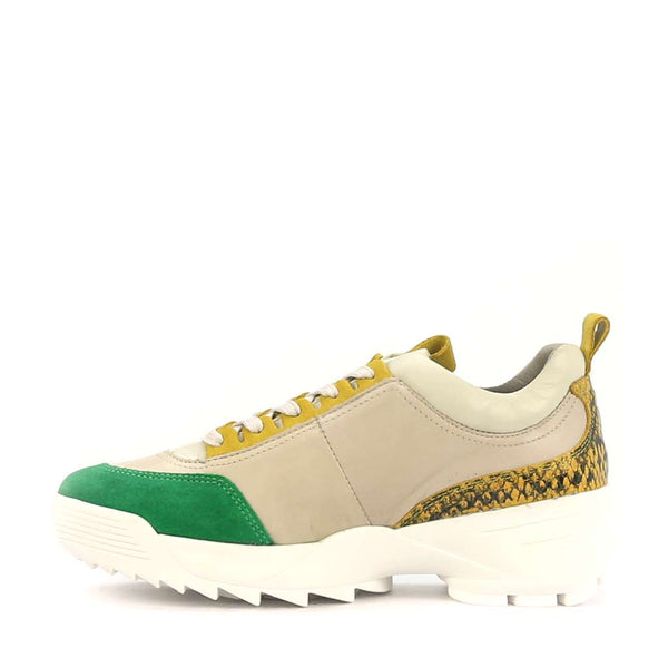 FILT YELLOW SNAKE - Urban Collective Footwear