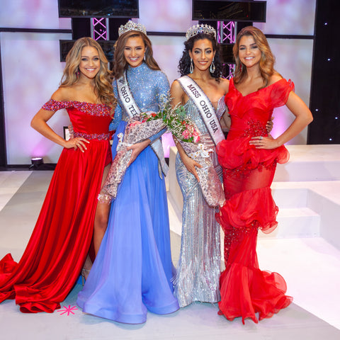 2021 Miss Ohio USA and Miss Ohio Teen USA Ultimate Photo Package