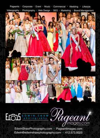 2019 Miss Ohio USA and Miss Ohio Teen USA Ultimate Photo Package