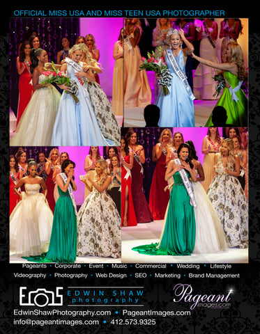 2020 Miss Michigan USA and Miss Michigan Teen USA Ultimate Photo Package