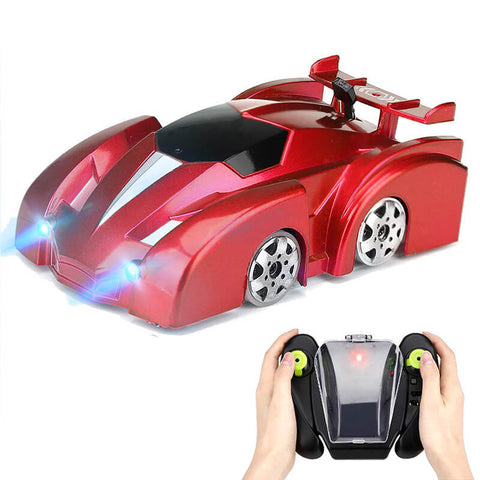 RC Wall Climbing Car Remote Control Anti Gravity Ceiling Racing Car - Colorcome