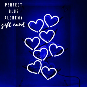 Perfect Blue Alchemy Gift Card