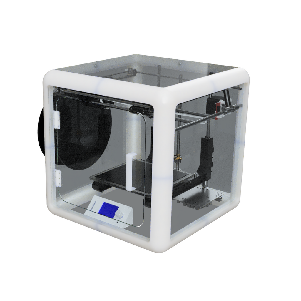 PicoNaut E 3D Printer Update!