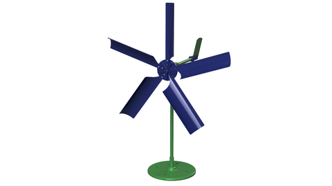 50 WATT WIND TURBINE DIY KIT
