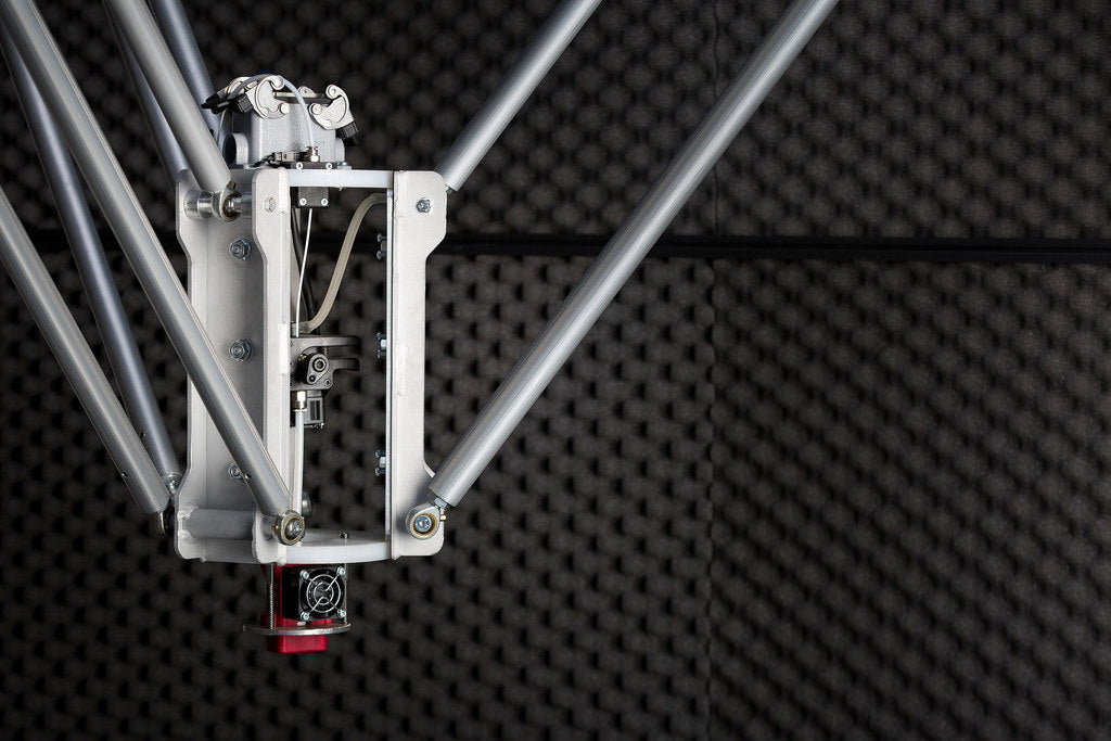 WASP 3MT Extruders