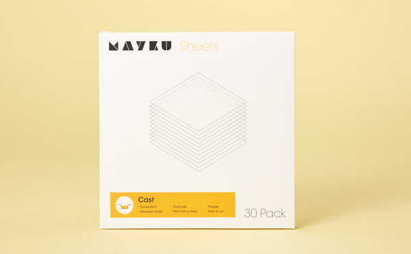 Mayku Cast Sheet 30 Pack
