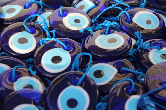 The Evil Eye and the Meaning of the Blue Bead