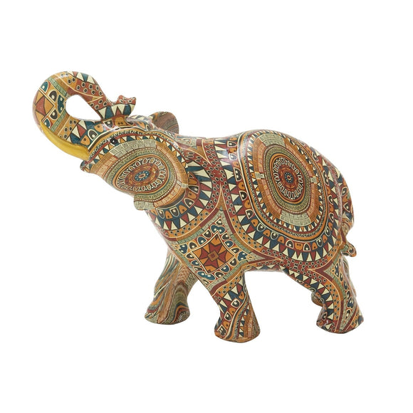ECLECTIC, ELEPHANT, SCULPTURES, SAFARI ANIMALS