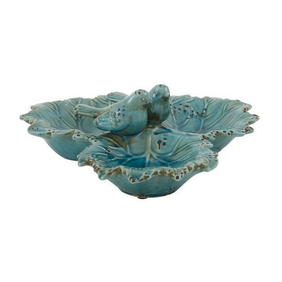 TRADITIONAL, BIRDBATH, GARDEN, GARDEN SCULPTURES