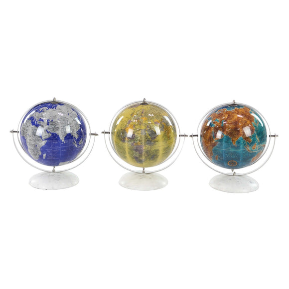 GLAM, GLOBE, HOME DECOR, GLOBES