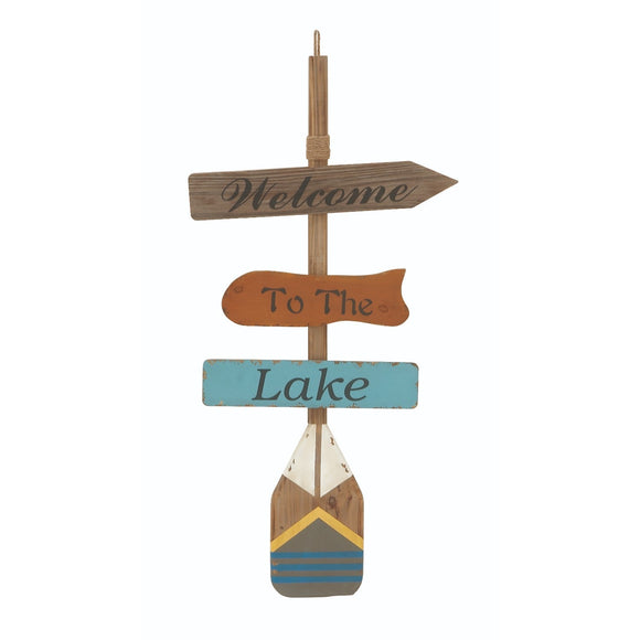 COASTAL, CABIN, LAKE HOUSE, WOOD WALL DECOR, NAUTICAL