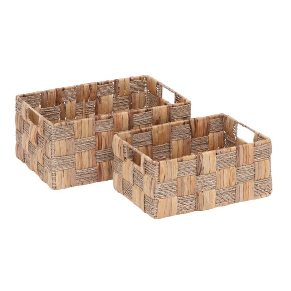 NATURAL, BASKET, HOME ORGANIZATION, STORAGE BASKETS