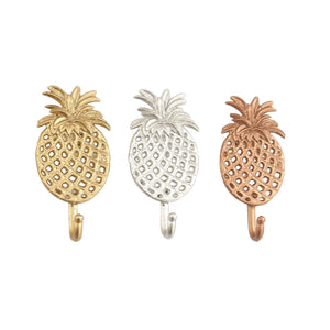 GLAM, PINEAPPLE, HOME ORGANIZATION, WALL HOOKS