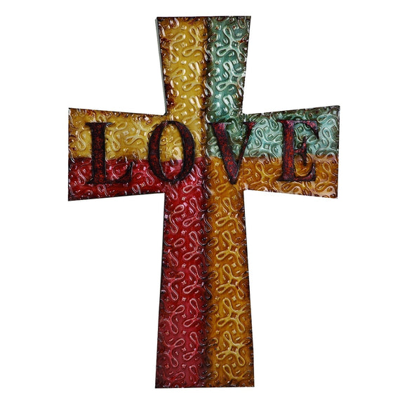 TRADITIONAL, CROSS, LOVE, HOME DECOR, CROSSES
