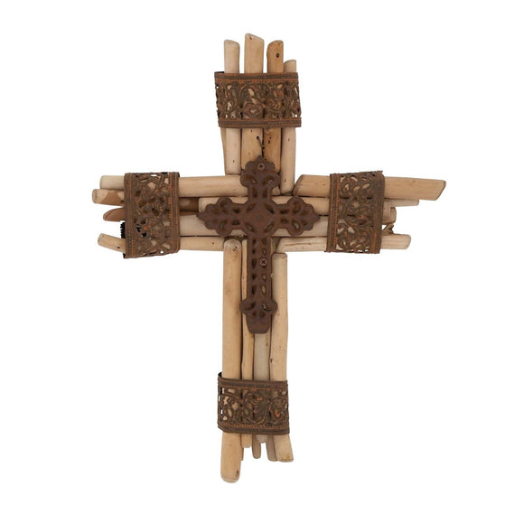 COASTAL, CROSS, HOME DECOR, CROSSES