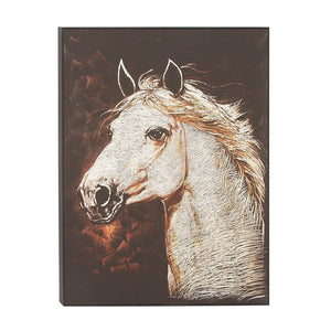 TRADITIONAL, HORSE, WALL ART, ANIMALS