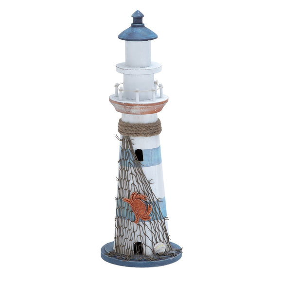 COASTAL, LIGHTHOUSE, SCULPTURES, NAUTICAL
