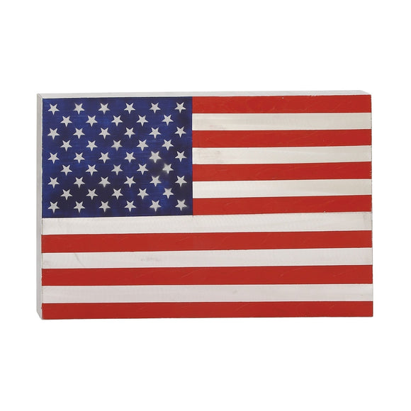 TRADITIONAL, USA, FLAG, WALL ART, SIGNS & FLAGS