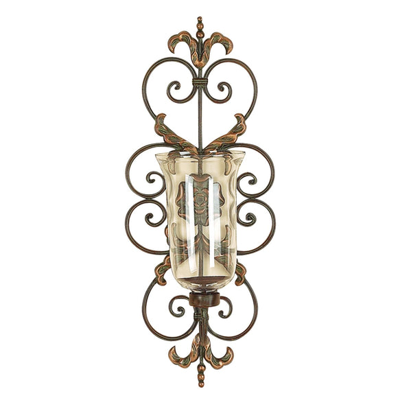 TRADITIONAL, WALL SCONCE, CANDLE HOLDER, CANDLE HOLDERS, WALL SCONCES