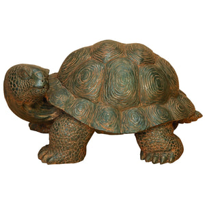 TRADITIONAL, TURTLE, GARDEN, GARDEN SCULPTURES
