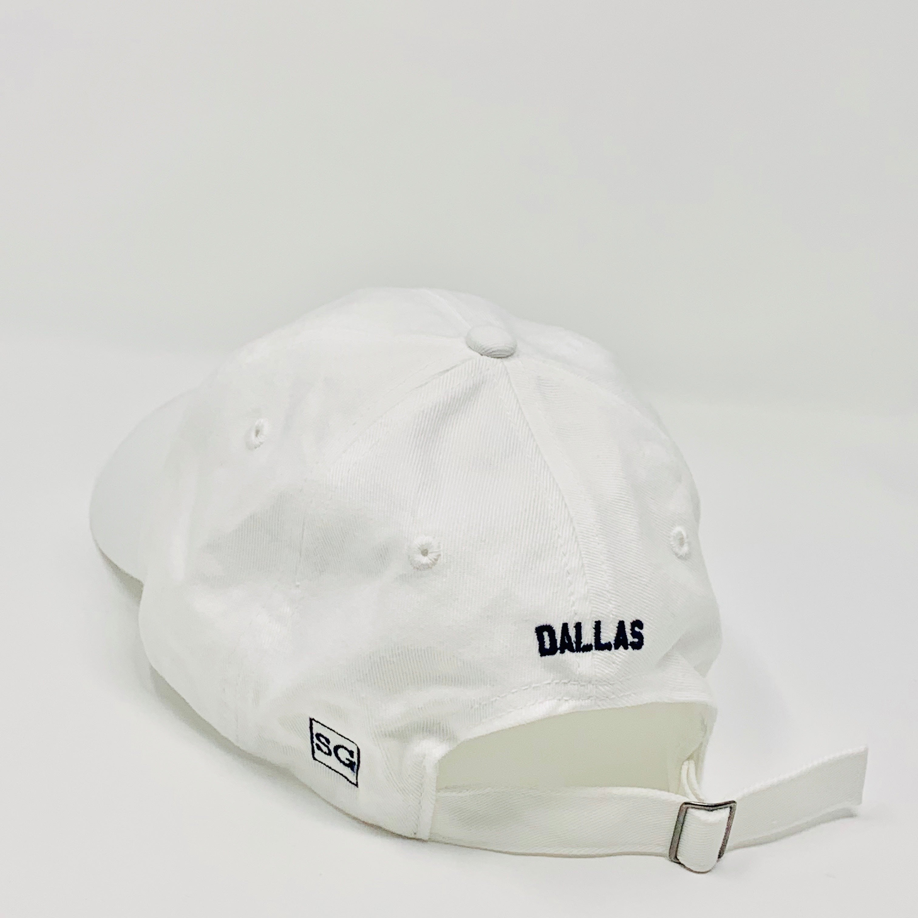 Dallas State of Mind Patch Dad Hat (Dallas)