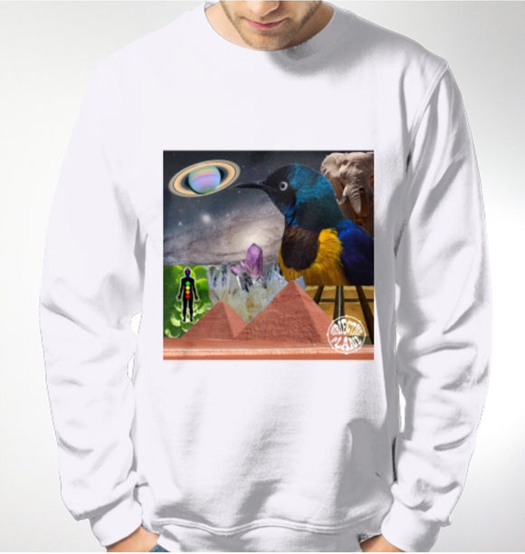 """All Is Connected"" Crewneck"