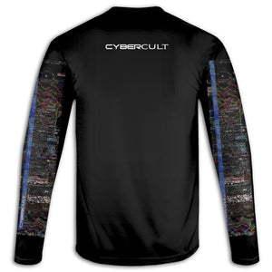 Integrate Long Sleeve Tee | Cybercult.net