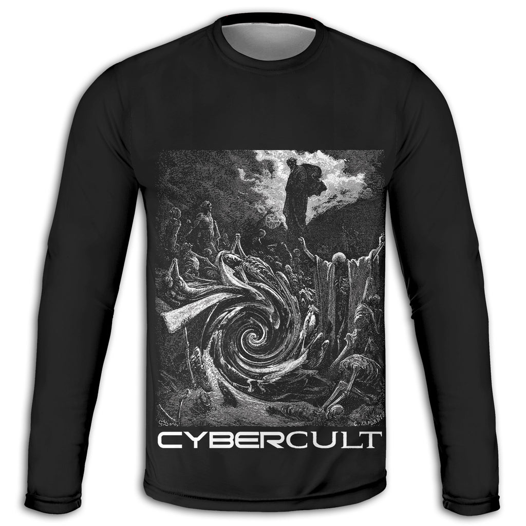 Void Long Sleeve Tee | Cybercult.net