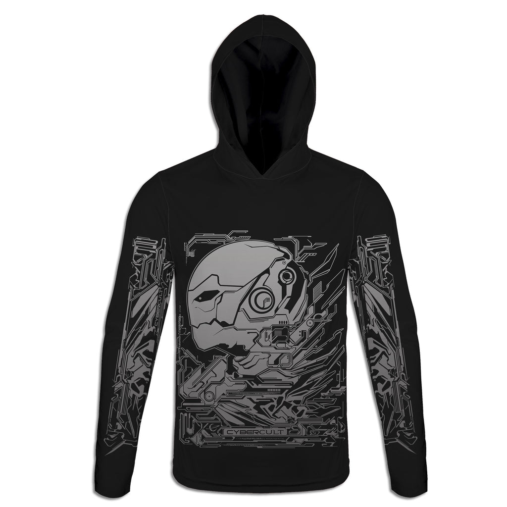Eternal Explorer Lightweight Hoodie | Cybercult.net