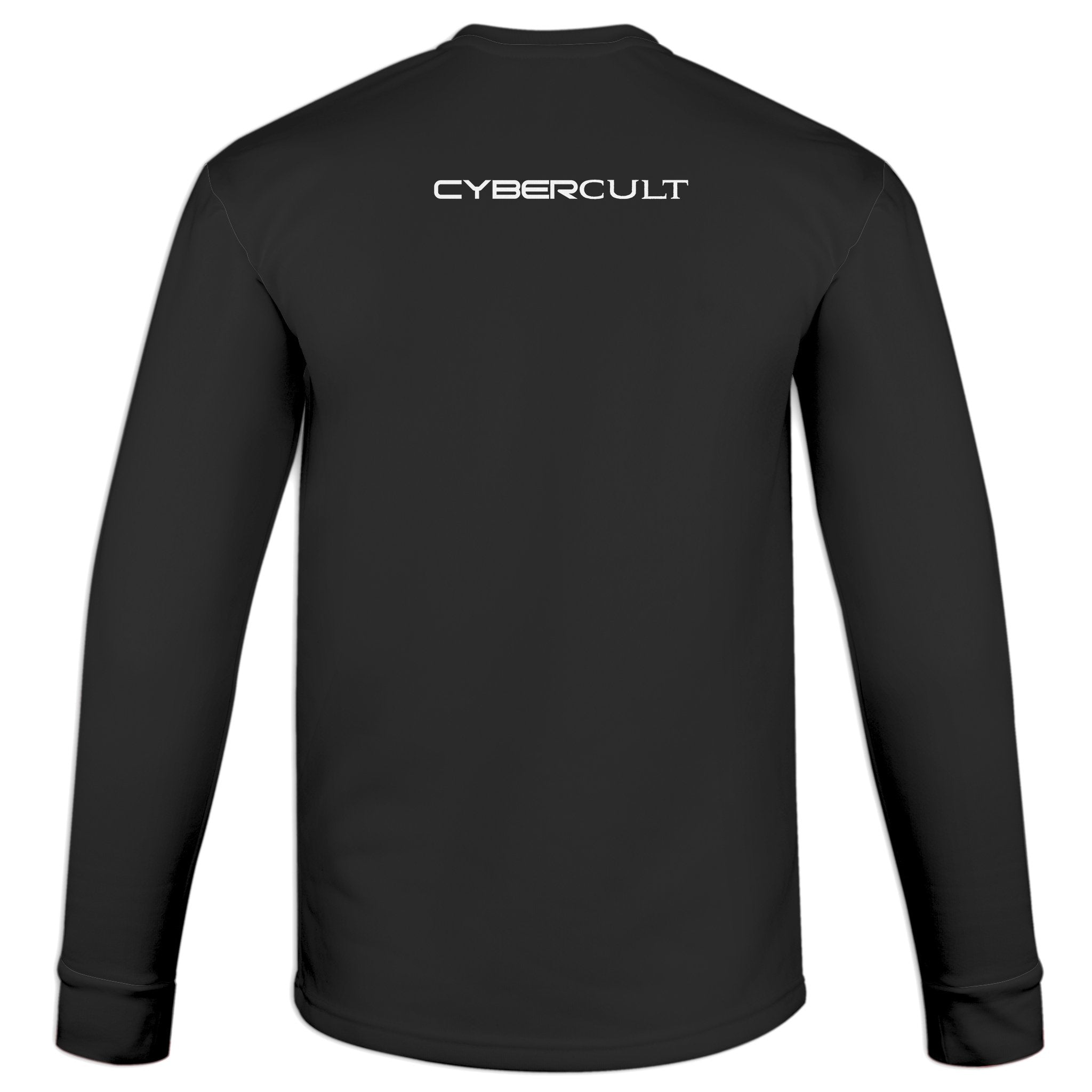 Nested Moon Sigil :: Black Sweatshirt | Cybercult.net