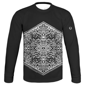 Dimension Sweatshirt | Cybercult.net