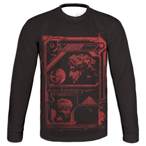 Post Human Sweatshirt | Cybercult.net