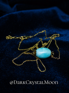 The Atlantis Spirit Necklace