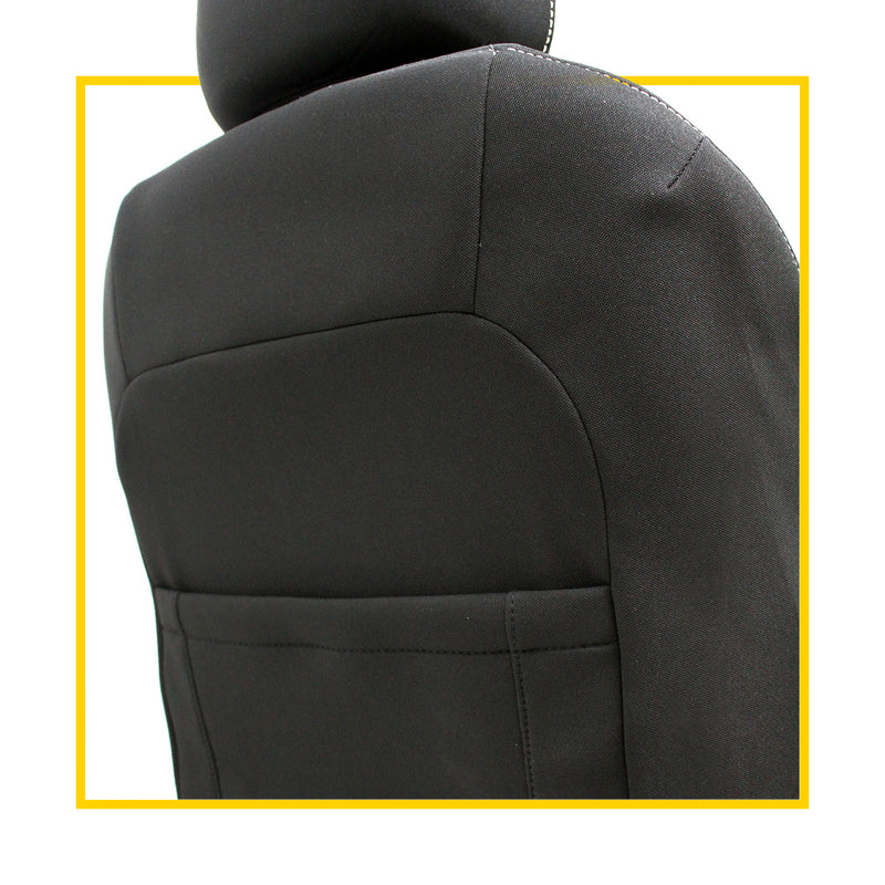 Dodge Ram 1500 Premium Neoprene 2x Front Seat Covers (Made to Order)