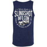 986 Anvil 100% Ringspun Cotton Tank Top