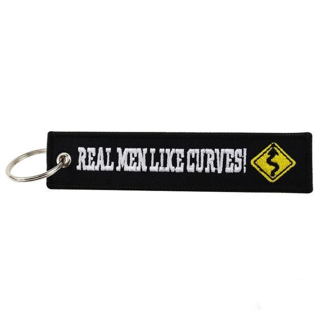 Car Embroidery Key chain - Automotivegifts
