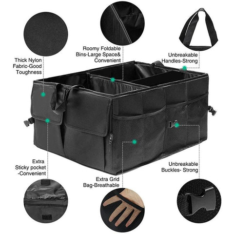 Car Trunk Storage - Automotivegifts