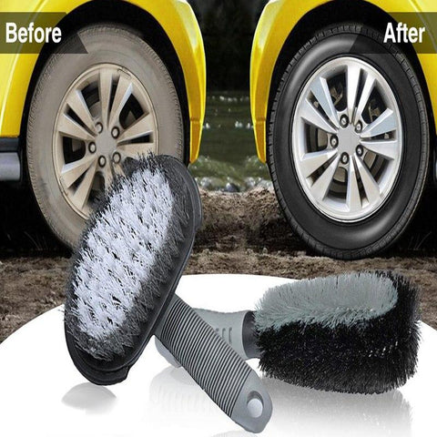 Tire Cleaning Brush - Automotivegifts